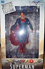 SuperMan DC Comics Justice League Gallery Diamond Select Statua 23cm