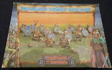 1986 Bugmans Dwarf Rangers Regiments of Renown Bugman's 81094 Brewer 0312 Army