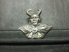 Pin Odin Wotan Göttervater Gothic - 3 x 3 cm