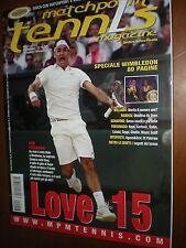 Matchpoint Tennis.ROGER FEDERER,FRANCESCA SCHIAVONE,ANDY RODDICK,SERENA WILLIAMS