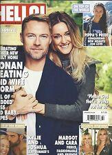 Hello magazine Ronan Keating Pippa Middleton Kylie Minogue Margot Robbie