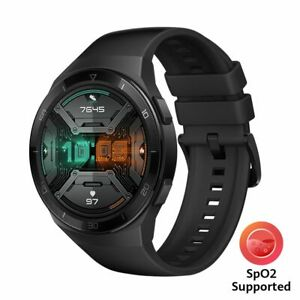 Huawei WATCH GT 2e 46mm AMOLED Touchscreen 4GB GPS (satellite) Bluetooth 5.1