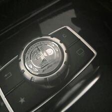 Mercedes Benz AMG Multimedia Button Decorative High Quality3D Metal Emblem/Badge