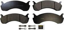 Disc Brake Pad Set-Brakes Severe Solution Brake Pads Rear,Front Monroe HDX786