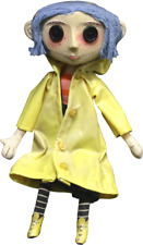 "Coraline - Coraline 10"" Prop Replica Doll Figure New & Sealed By NECA"