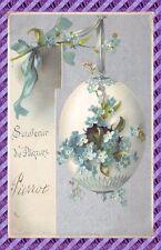 carte postale- Thème Pâques -20