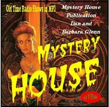 MYSTERY HOUSE OLD TIME RADIO SHOWS * 32 EPISODES on MP3 CD