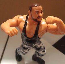 WWE WWF Hasbro Wrestling Figur Bushwhacker Luke 1991