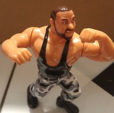 WWE WWF HASBRO LE CATCH personnage BUSHWHACKER Luke 1991