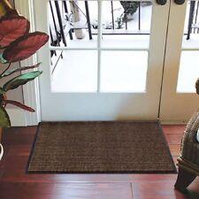 Rib Commercial Carpeted Indoor & Outdoor Floor Mat,Rug,Carpet,Polypropylen,Stain