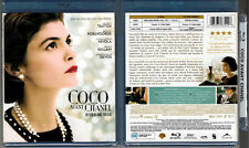 Blu-ray Audrey Tautou COCO AVANT CHANEL (Before) bilingual Cdn WS Reg A OOP NEW