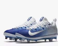 Men's Nike Lunar Vapor Ultrafly Elite 852686-417 Metal Baseball Cleats Size 9