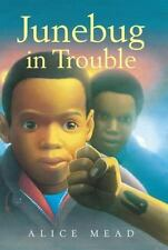 Junebug in Trouble-ExLibrary