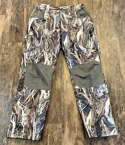 Red Head Bone Dry Cold Weather Insulated Camo Hunting Pants Mens Sz M EUC