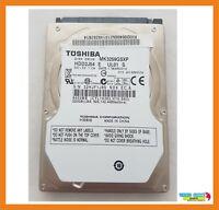 """Disco Duro Toshiba 320GB 2.5"""" 5400RPM Hdd Sata MK3259GSXP HDD2J54"""