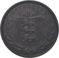 Better - 1893 Guernsey 8 Doubles - TC *743