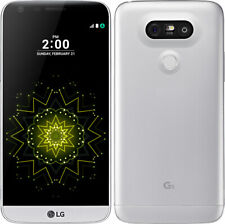 UNLOCKED T-Mobile LG G5 H830 Silver LTE GSM 32GB Android Smart Cell Phone *9/10*