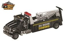Heavy Duty Trucks GW9180 1:50 Scale Diecast Tow Truck  7 1/2 inches long NEW