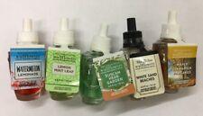 Lot X 5~Bath & Body Works Wallflower Diffuser Refill Bulbs Various Scents