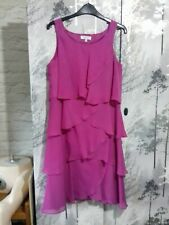 Debenham Collection Pink Cocktail Dress 10