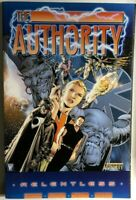 THE AUTHORITY Relentless (1999) DC Wildstorm Comics TPB FINE-