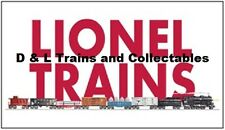 Billboard for Plasticville Holder Lionel Trains from 1957 never released