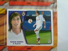 Liga Este 2005/2006 card Rookie U.F Nº 48 Sergio Ramos - Real Madrid Pegado