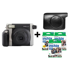 Fuji Fujifilm instax Wide 300 Camera + 50 Pack Film + Case