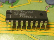TEA1060   VERSATILE TELEPHONE TRANSMISSION CIRCUITS WITH DIALLER INTERFACE 1pcs