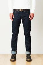 RRL double rl Menes jeans Once Wash Slim Fit Selvedge Denim amaerican woven rigi