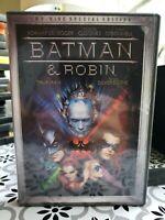 Batman  Robin (DVD, 2005, 2-Disc Set, Special Edition)