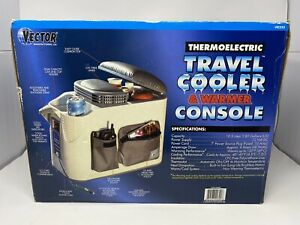Power on Board Thermoelectric Cooler & Warmer Console for Auto 12V DC - NIOB