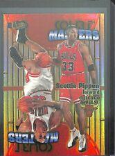 1997-98 Fleer Ultra Court Masters #14 Scottie Pippen
