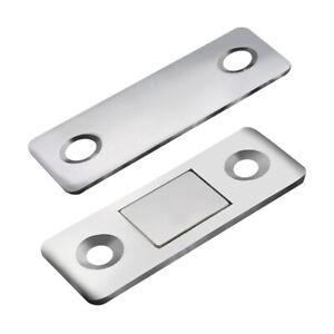 Cabinet Closet Door Magnets Magnetic Closures Latch Ultra Thin Door Catch Lock