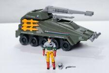 Vintage GI JOE -1987 Persuader w/ Driver Backstop - 100% Complete HASBRO