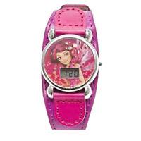 MIA e ME armbanduhr digital fuchsie und violet in kunstleder von kind