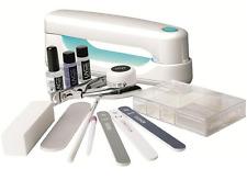 Kit de Manicura, Uñas, Gel y lampara UV