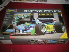 Revell 1/24 scale BENETTON FORD B194