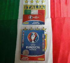 Album Euro 2016 aggiornamento Kit completo panini sigillato