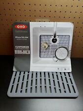"""OXO Soft Silicone Sink Mat - Gray - Size:16.25"""" x 12.75"""""""