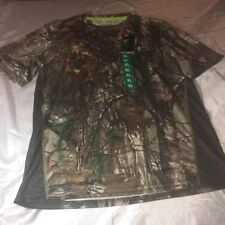 Under Armour UA Tech Scent Control Short Sleeve Shirt RTXTRAGREEN XL Men's NWTS