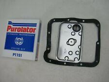Ford C5 Auto Transmission Filter W/ Gasket Purolator P1151