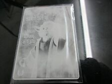 Star Wars Chrome Perspectives Jedi vs. Sith Black Printing Plate Ally Force # 8
