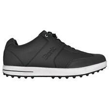 New Mens Etonic Comfort Hybrid Waterproof Golf Shoes Black/White- Choose Your Sz