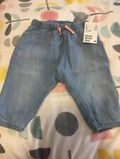 H & M Girls 6-9 Months Trousers