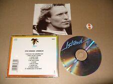 Steve Winwood Chronicles 1987 cd/inlays very good