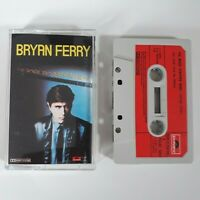 BRYAN FERRY THE BRIDE STRIPPED BARE CASSETTE TAPE ROXY MUSIC POLYDOR UK 1978