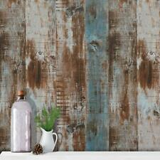 17''x118'' Wood Peel and Stick Wallpaper Wood Contact Paper Self Adhesive Rustic