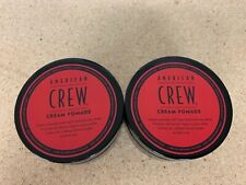American Crew Cream Pomade 3oz (2 PACK) FAST FREE SHIPPING!