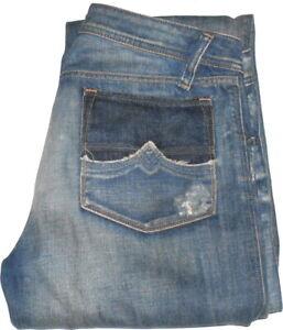 Diesel Zaf  Jeans  W33 L32  Lav 00796  Vintage  Bootcut  Used Look  TOP